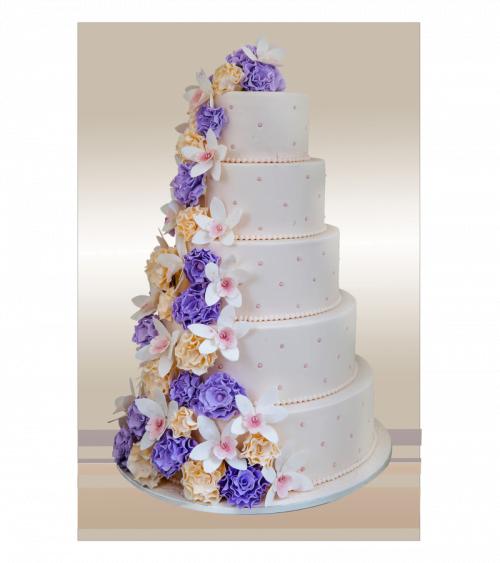 Tort de nunta Divine Flavour