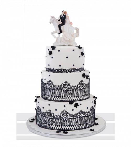 Tort de nunta Our Fairy Tale