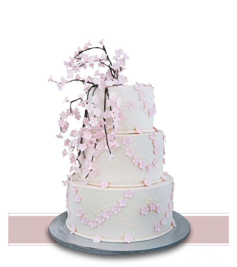 Tort De Nuntă Spring Love Cofetăriile Delice
