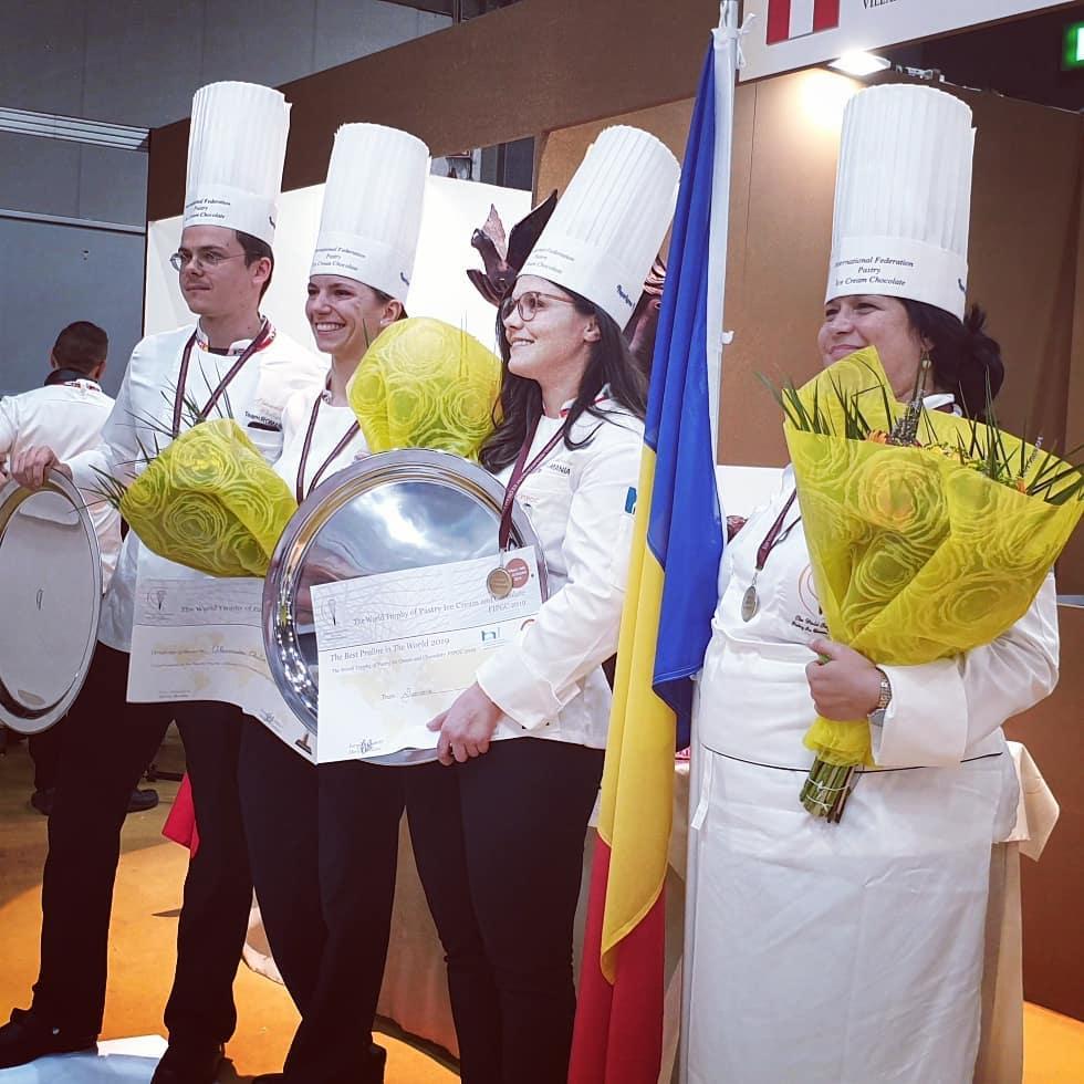 Echipa Delice Romania