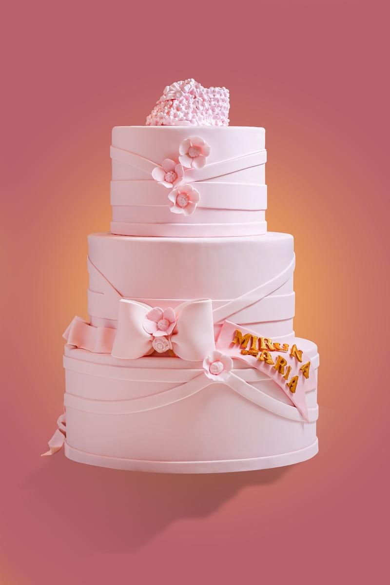 Tort nunta Cofetariile Delice (1)
