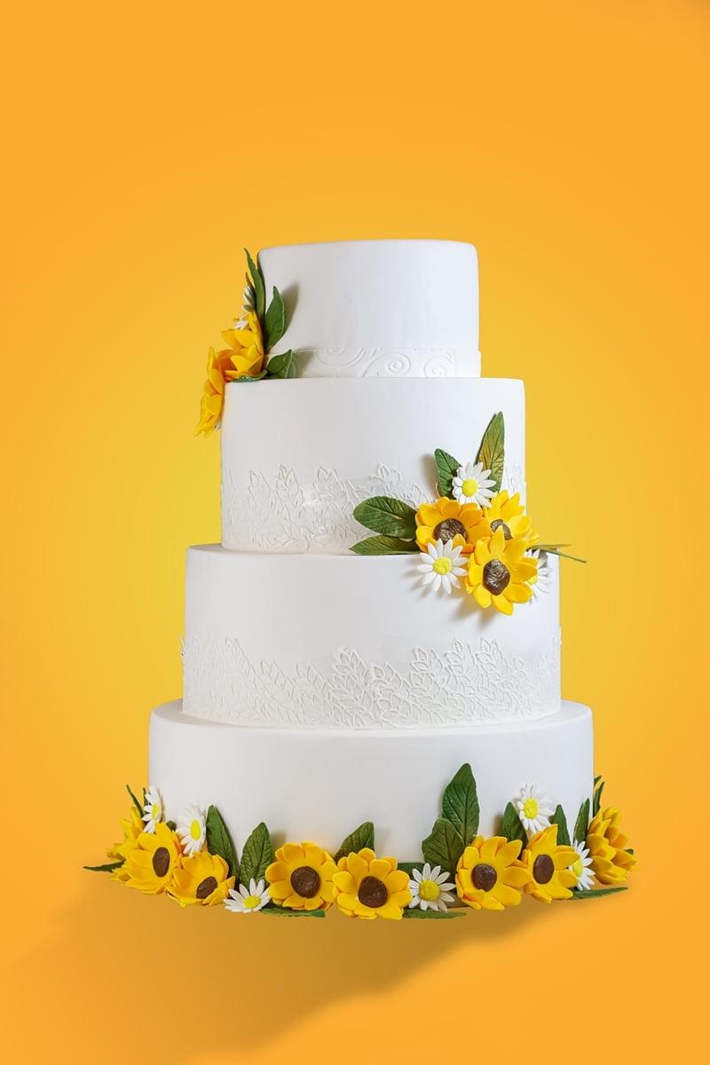 Tort nunta Cofetariile Delice (2)