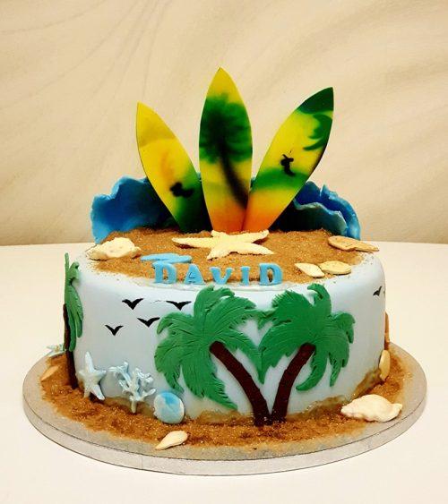Tort Love Vacation - Cofetariile Delice Campina Ploiesti Busteni